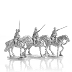 PSK Mounted Troopers with Drawn Sabres