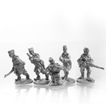 ROM Riflemen in side cap
