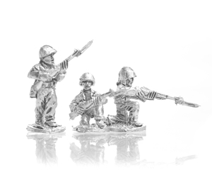 MRN Riflemen at ready