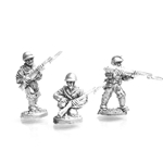 ETO Riflemen skirmishing