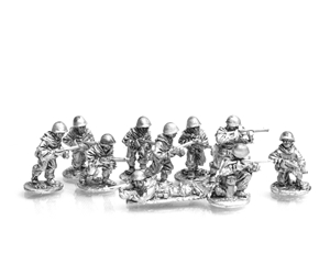 MLR Sapper Scouts and SMG Squad